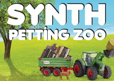 Synth Petting Zoos & Other Events