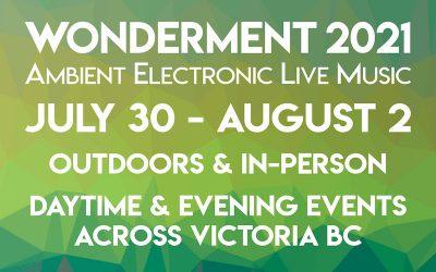 Wonderment Schedule and Venue Info